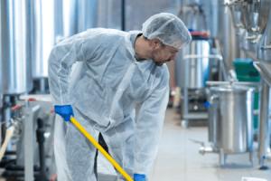 Projeto sanitário indústria de alimentos